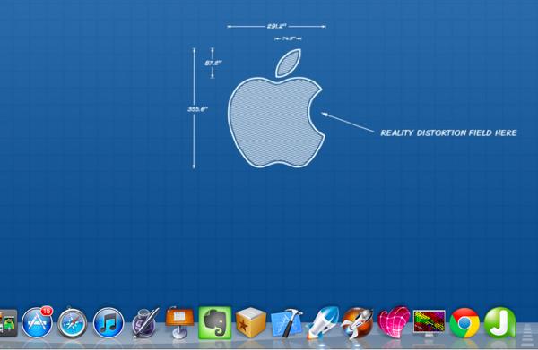 私のMacのDockを教えます! #MyMacDock