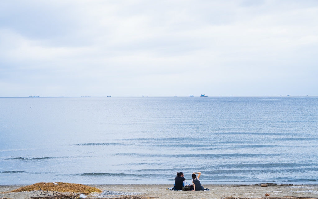 α6400とRX100M3で撮る海浜幕張【その3】 #しむさんぽ