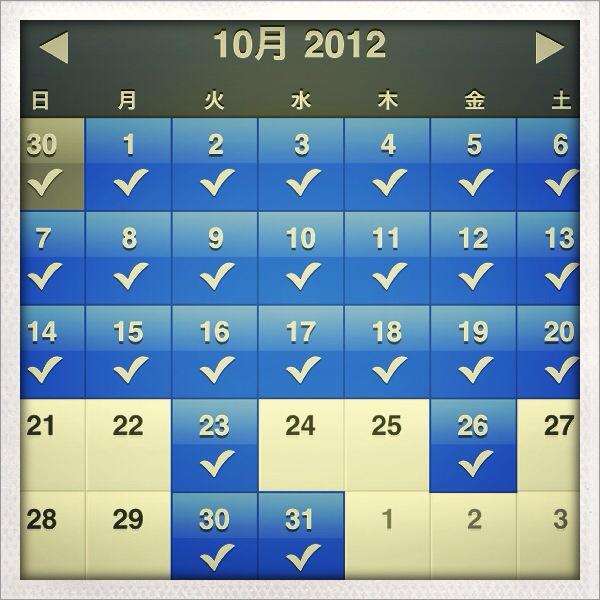 """10月を振り返る。ちょっと弛んでいたかな? 11月の目標は""""ブロガー""""になること!"""