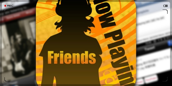 iPhoneで #nowplaying 投稿したい人は「NowPlaying Friends」がオススメ