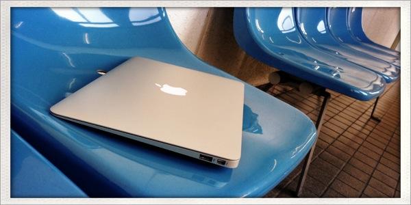 しばらくMacBook Airにケースを着けずに運用してみて思うこと