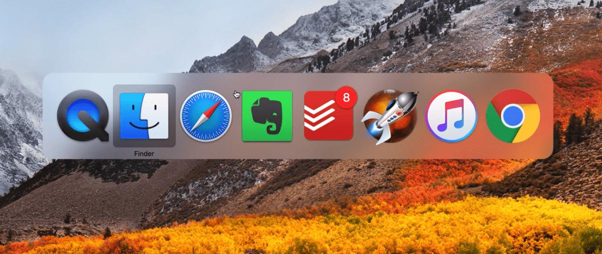 App change