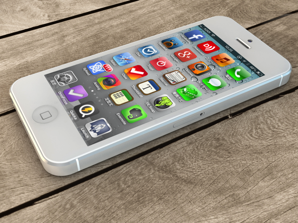 iOS 7になる前に私もホーム画面とアプリ晒し! ホーム画面は色で作る! #iPhone