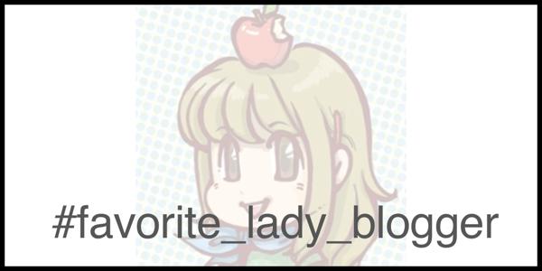 Favorite lady blogger
