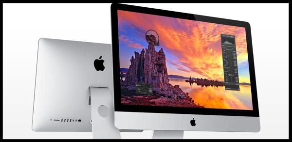 Mac miniを買うって決めてたけど、iMacが魅力的すぎて揺れている件