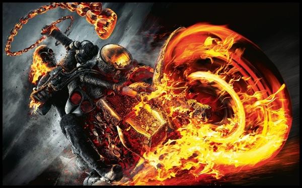 Goust rider