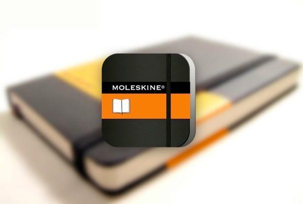 [無料]伝説のノート「モレスキン」がiPadで使えるように! モレスキンがiPad向けメモアプリをリリース!