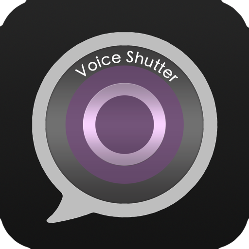 My voice shutter icon