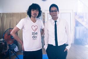 斉藤和義「ひまわりの夢」のミュージックビデオが公開! 大杉漣が踊る!