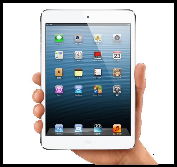 iPad miniは書籍リーダーとして使えるのか、Kindle paperwhiteとちょっとした考察(主観的)