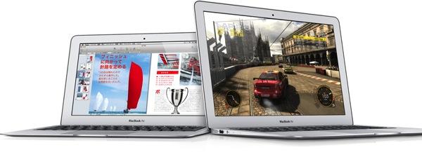MacBook Airのバッテリ持続時間の倍増がRetina化よりも嬉しすぎる!