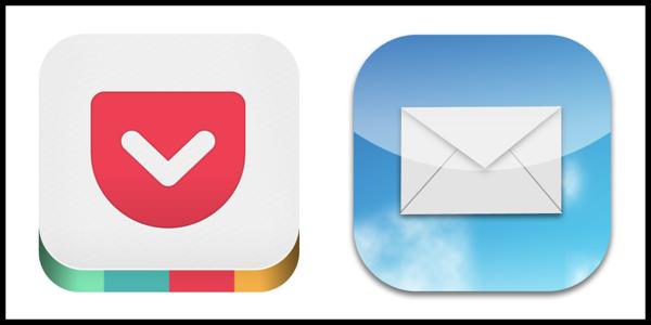 これはすごい便利! Pocketにメールを使って、記事を追加する設定方法