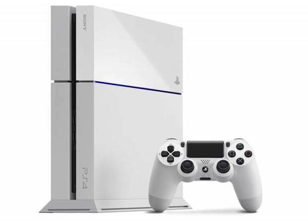 絶対こっち買うわ! PS4のホワイトモデル「Glacier White」がまじで超楽しみ