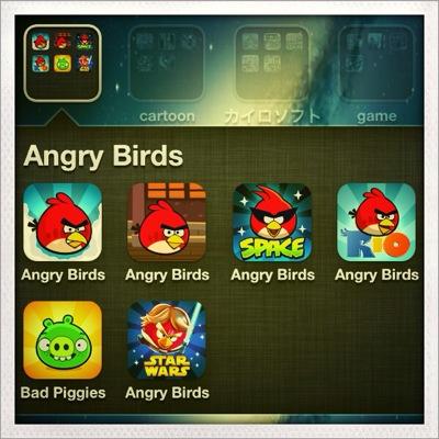 AngryBirds StarWarsはいままでのAngryBirdsでイチバン面白い!! #angrybirdsstarwars