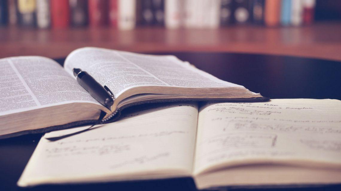 アイデアを実践するコツ! 本を読むときにあなたはメモを取っていますか?
