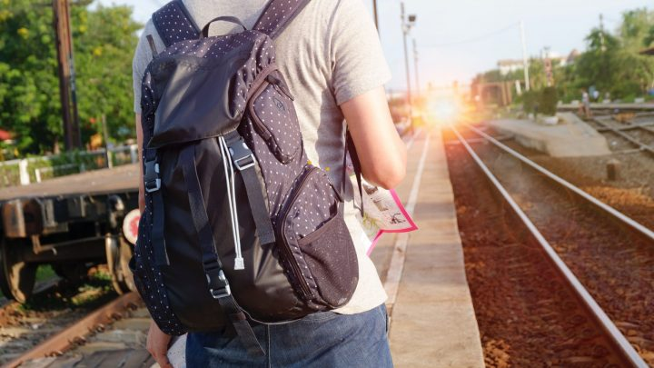 通勤通学用のカバンはリュックにすべきかもしれない