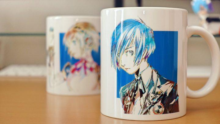 渋谷で『ペルソナ3/4/5』のイベントショップやってるからマグカップ買ってきた
