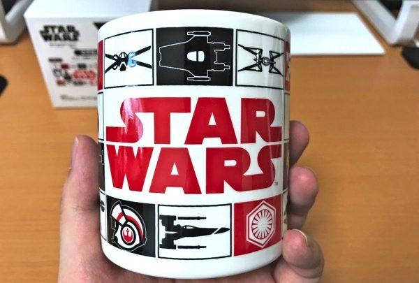これは買うべき!「STAR WARS 最後のジェダイ」のマグカップが素敵すぎる