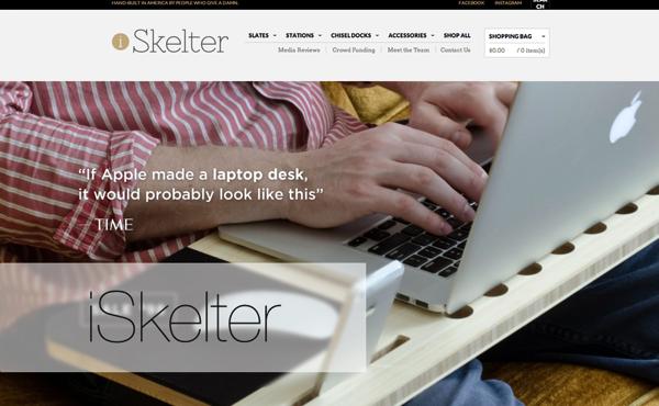 【欲しい】iSkelter の製品がどれもオシャレで恰好良い【 Mac との相性抜群】